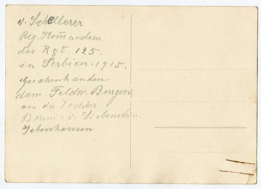 Schellerer, Theodor von, Freiherr, Bild 3