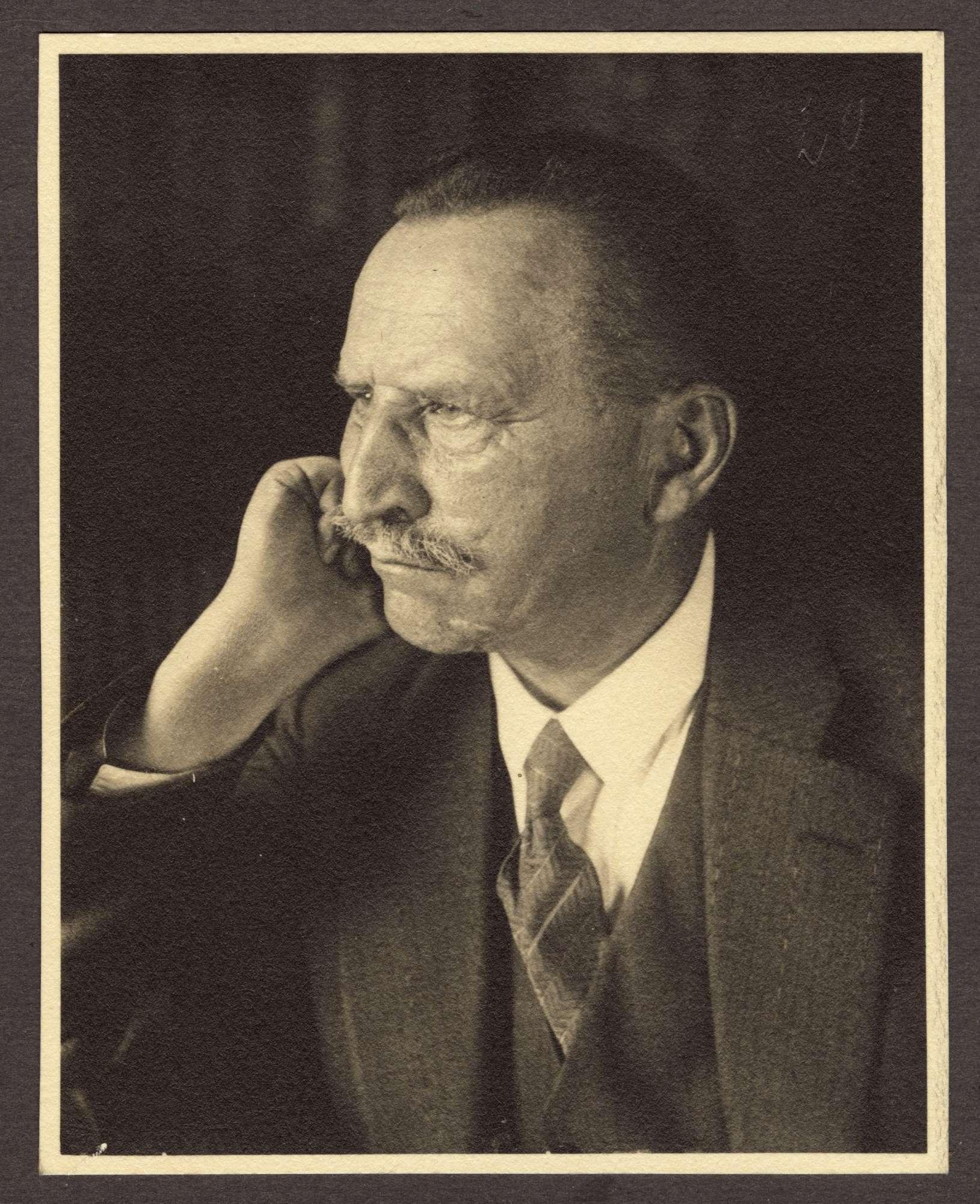Scheurlen, Ernst von, Dr., Bild 1