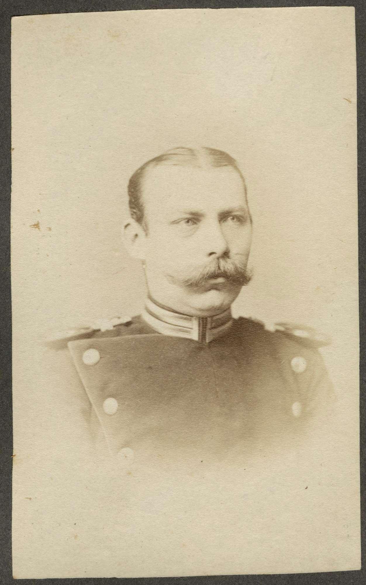 Schippert, Friedrich von, Bild 1
