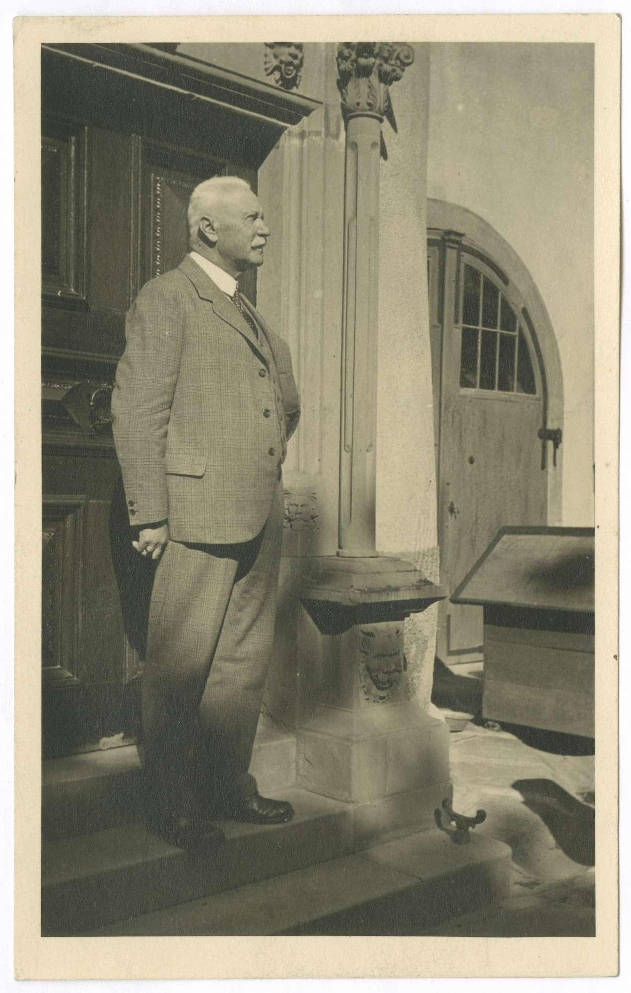 Schott von Pflummern, August Wilhelm, Bild 2