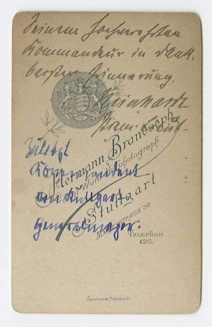 Steinhardt, Gustav von, Bild 2