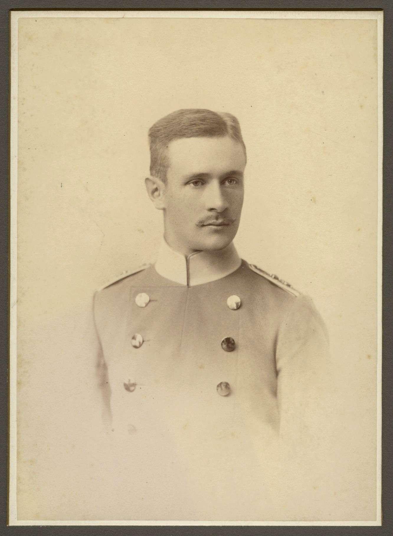 Sternenfels, Adolf von, Freiherr, Bild 3