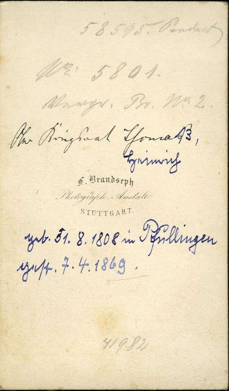Thomalis, Heinrich, Bild 2