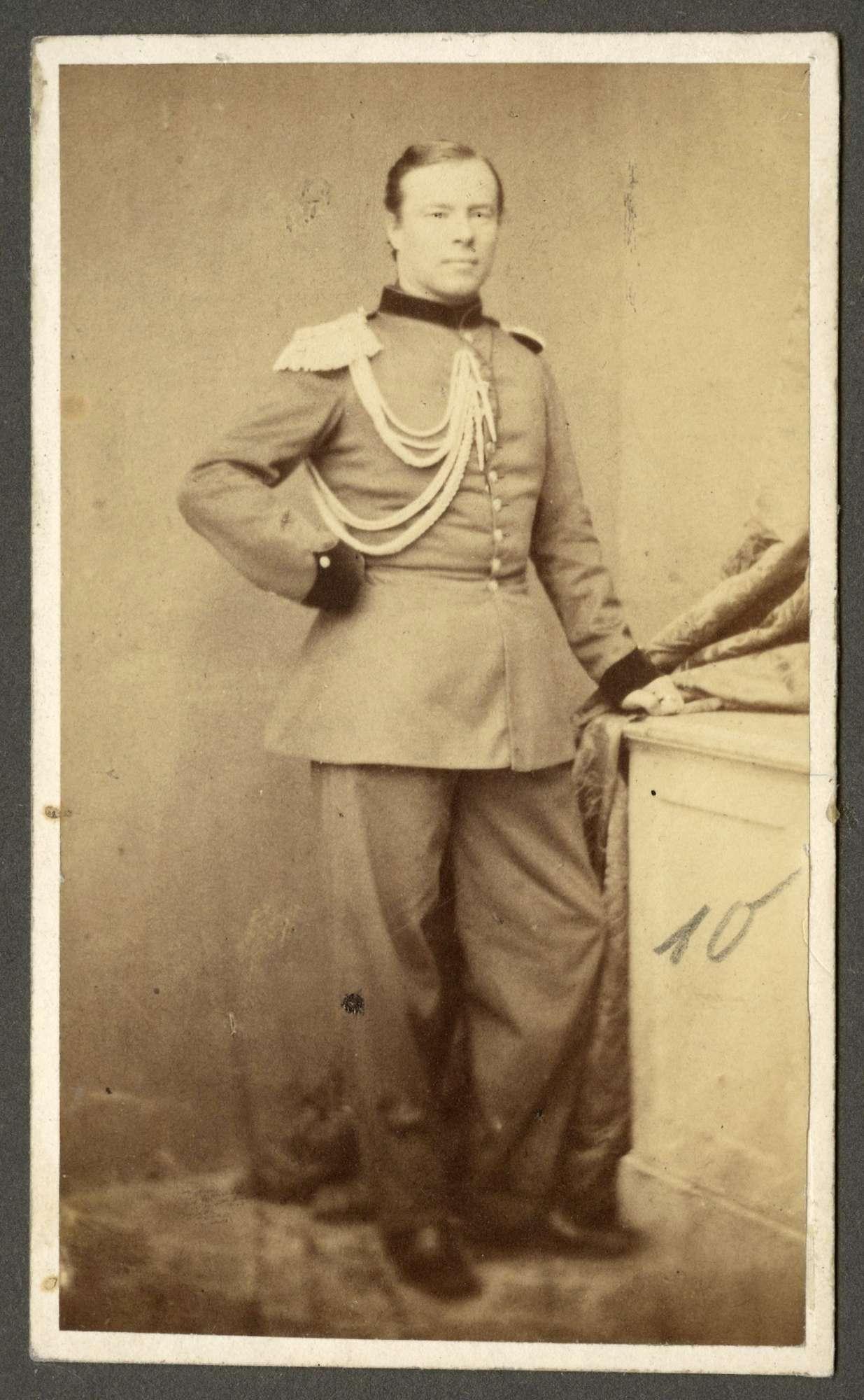 Triebig, Paul Friedrich von, Bild 1