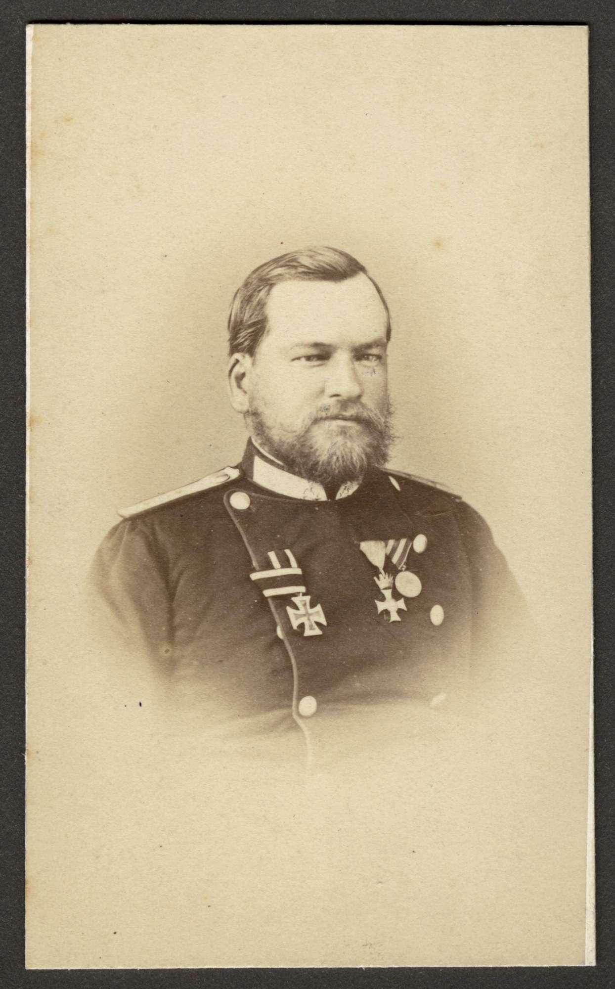 Vischer, Karl Theodor von, Bild 1
