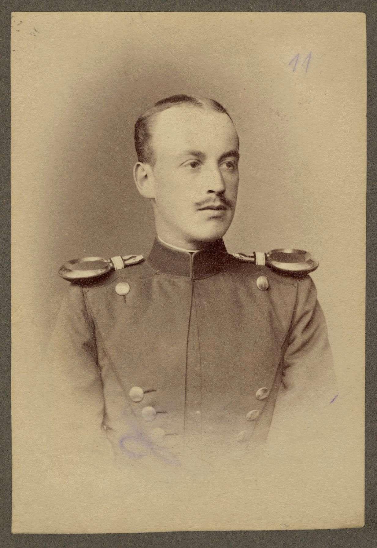 Vischer-Ihingen, Wilhelm von, Bild 2