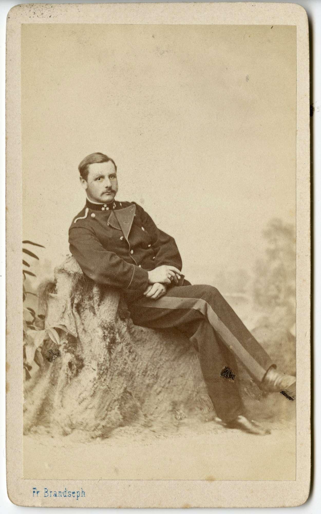 Watter, Hermann von, Freiherr, Bild 1