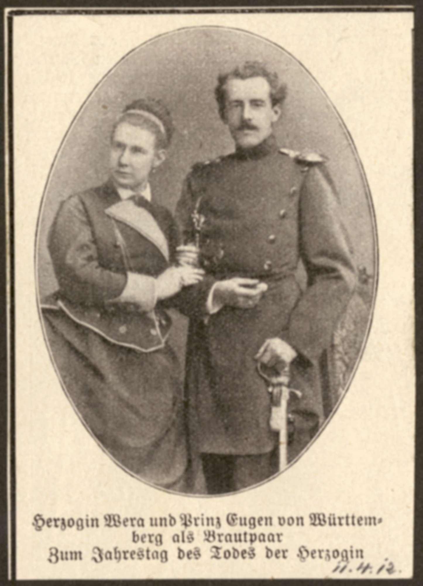 Württemberg, Eugen von, Prinz, Bild 1
