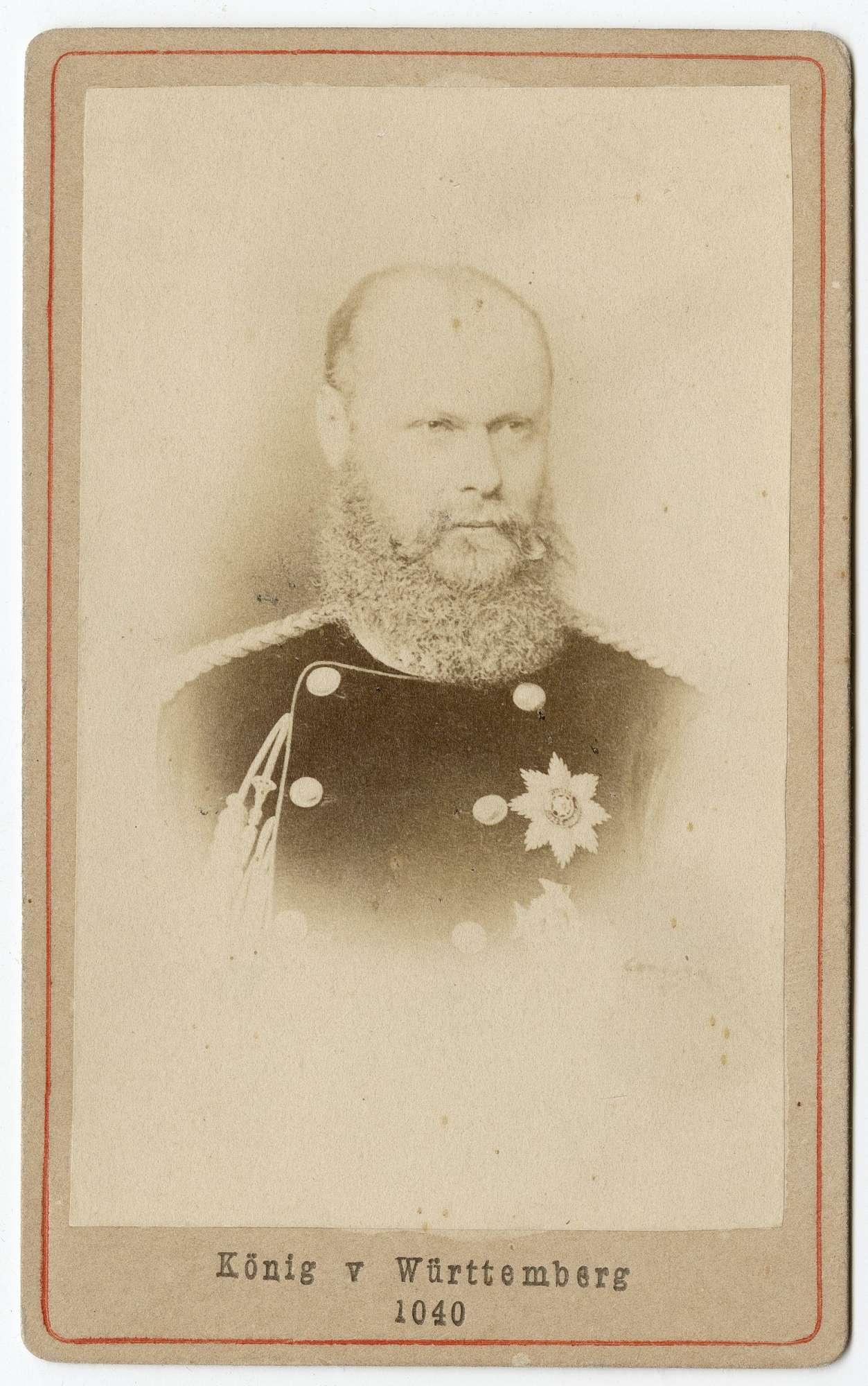 Württemberg, Karl von, König, Bild 3