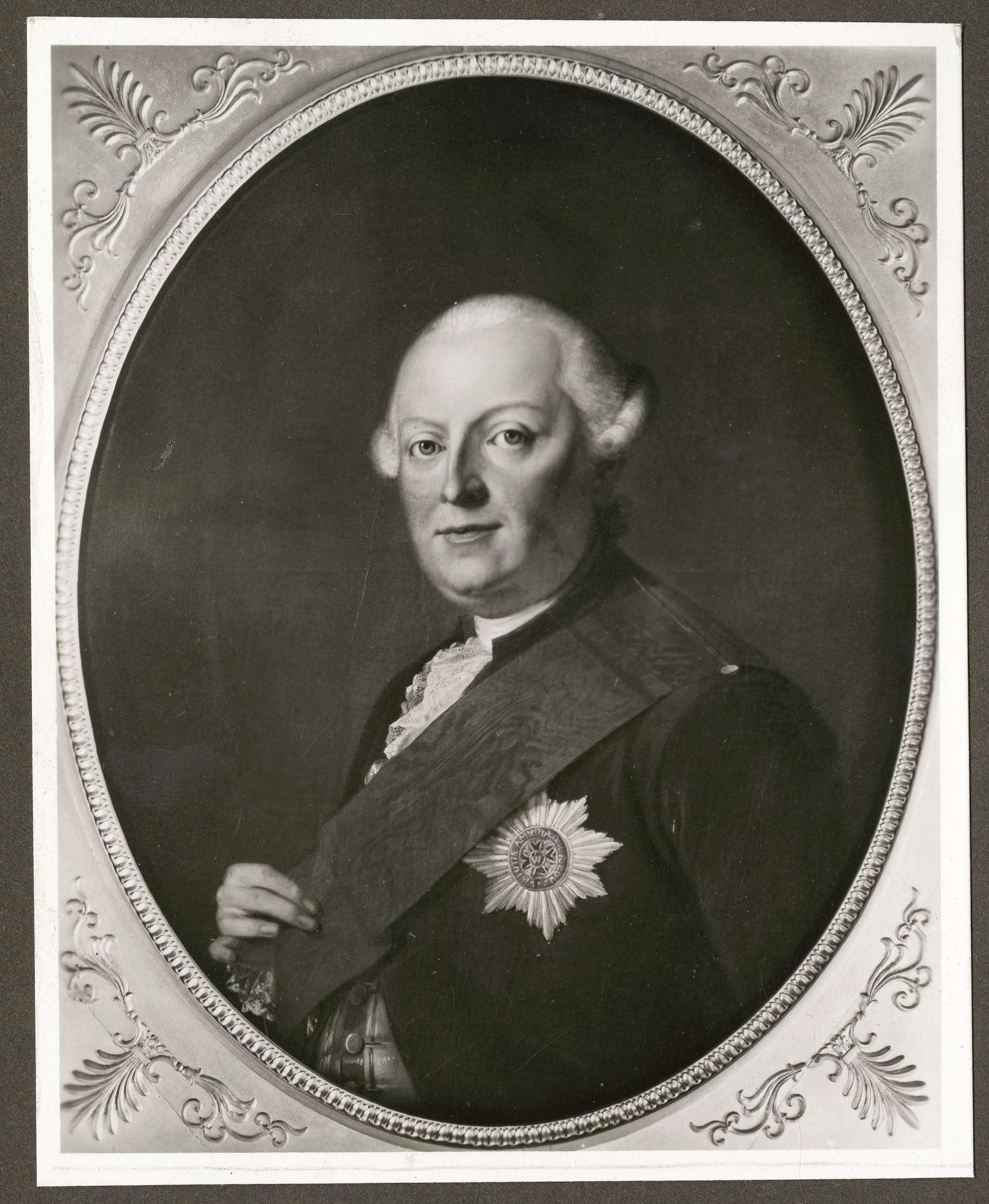 Württemberg, Karl Eugen von, Herzog, Bild 1