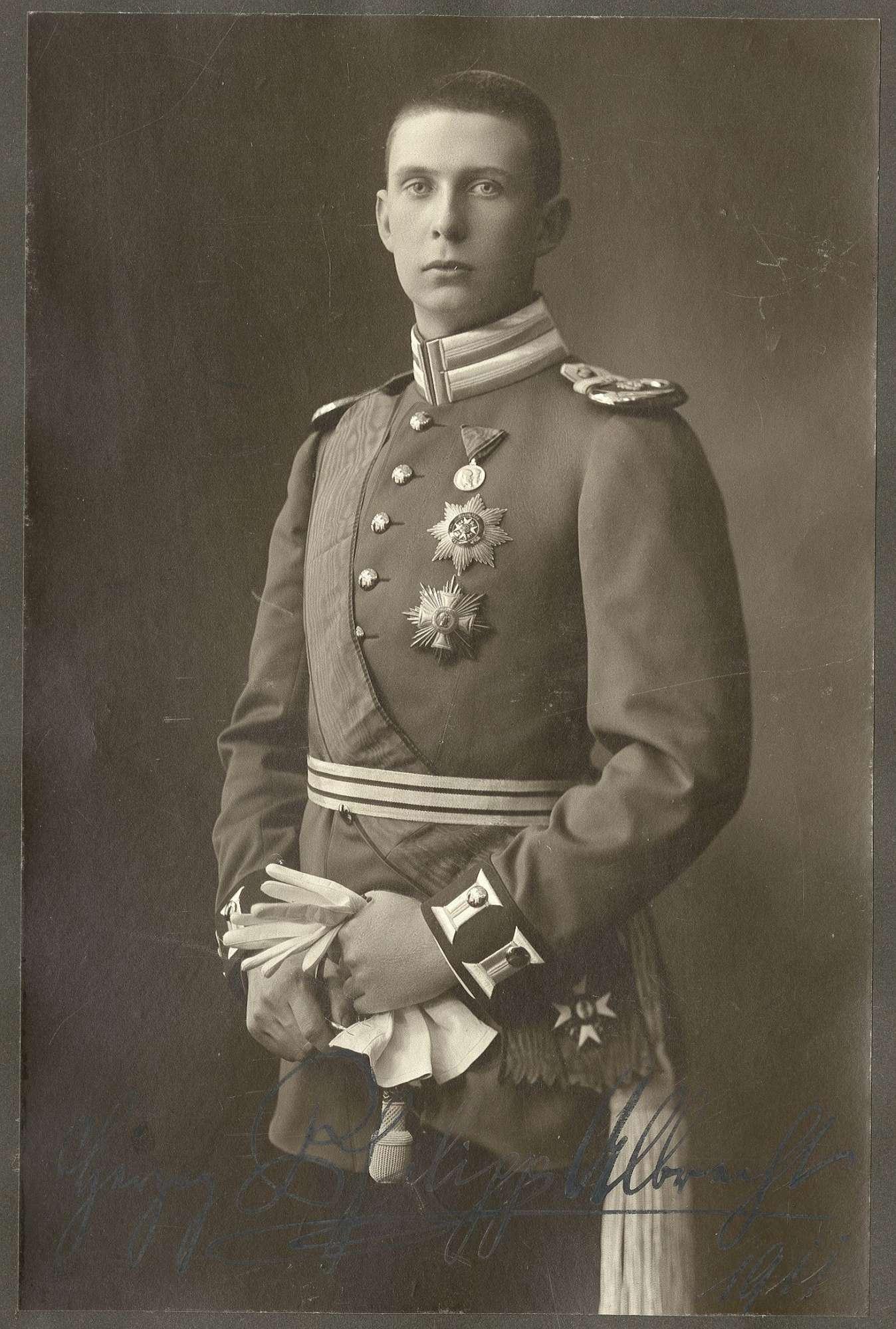 Württemberg, Philipp Albrecht von, Herzog, Bild 2