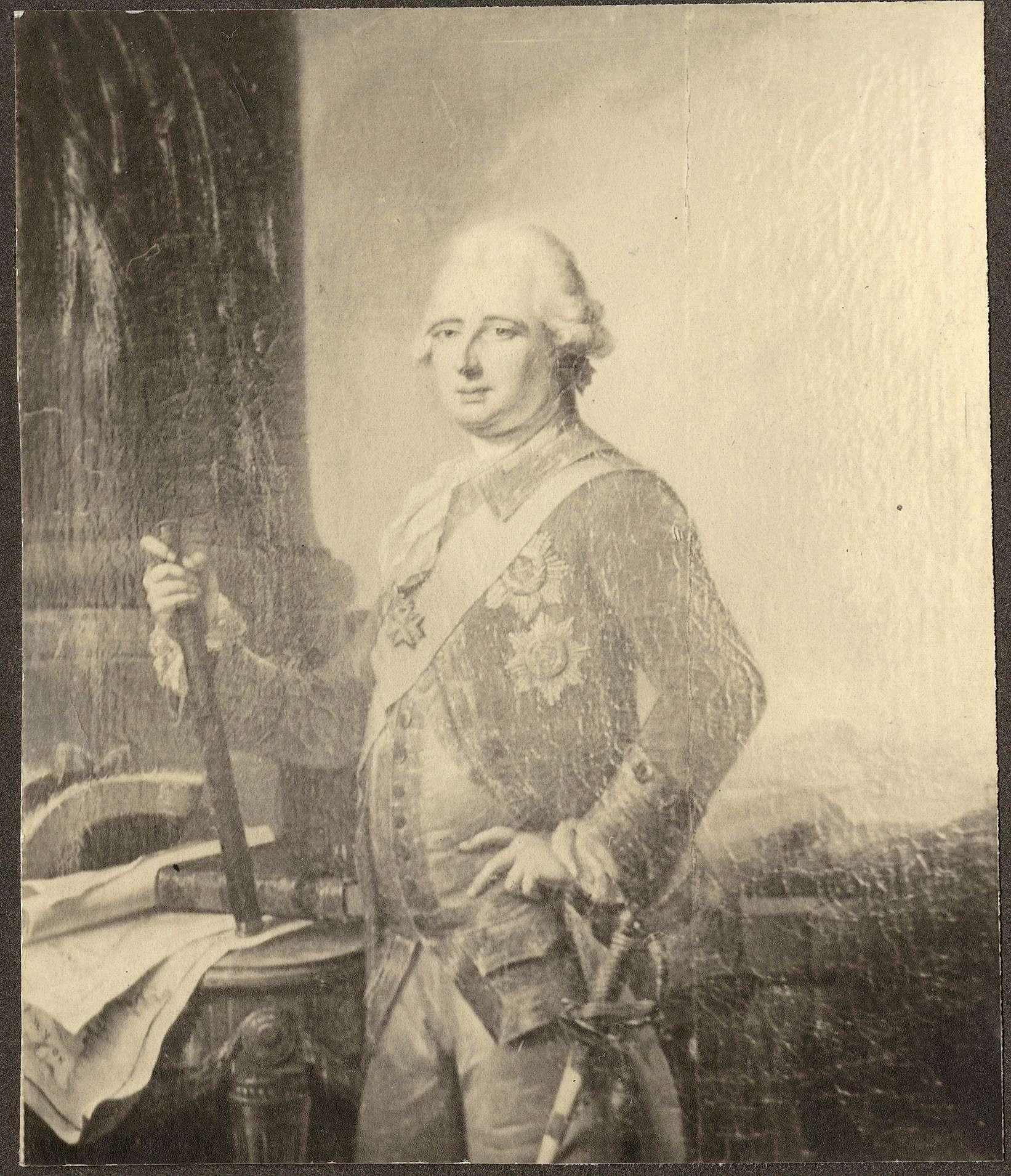 Württemberg, Wilhelm von, Herzog, Bild 1