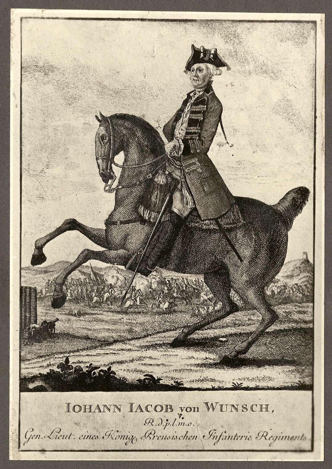 Wunsch, Johann Jakob von, Bild 3