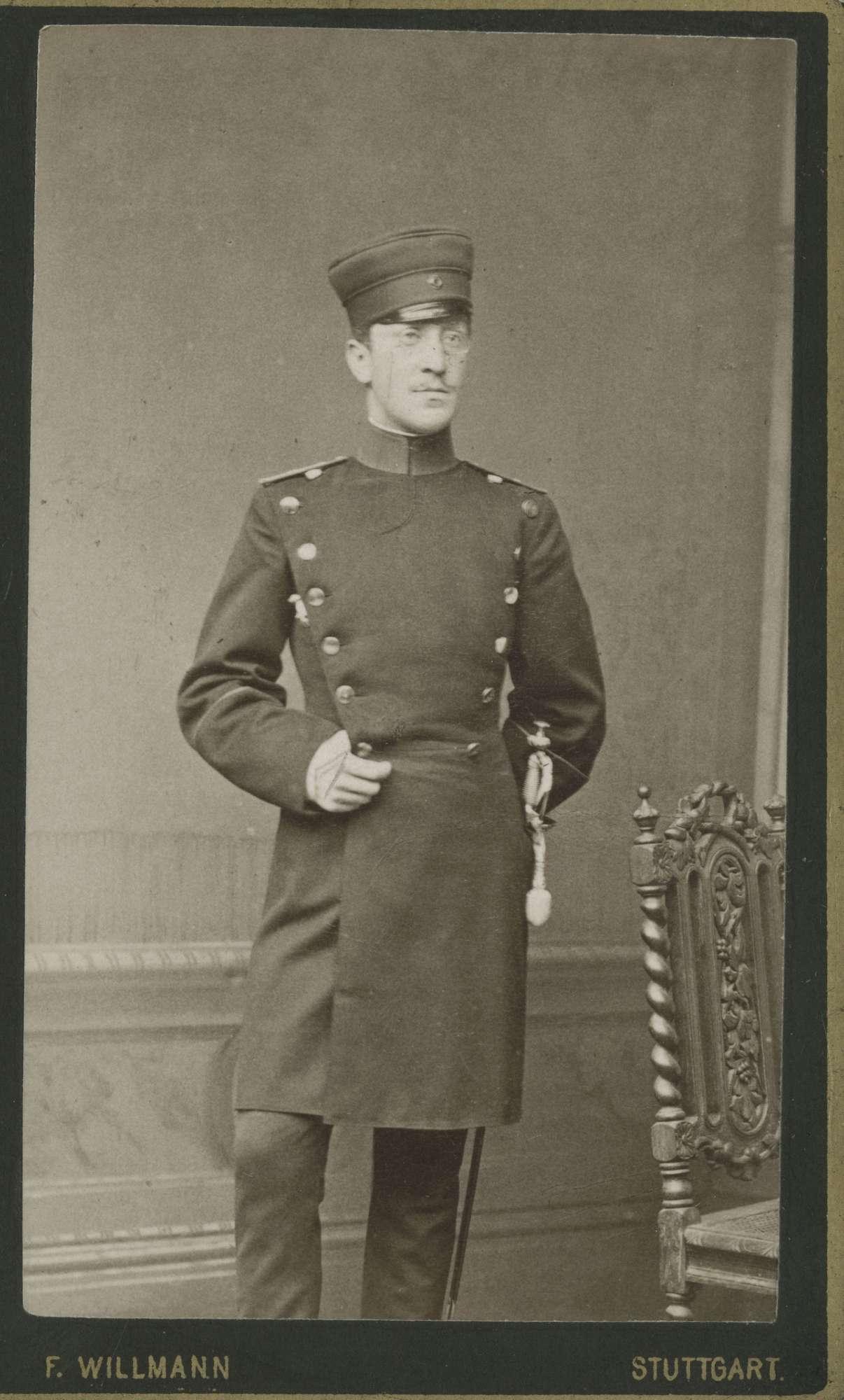 Ziegesar, Eberhard von, Freiherr, Bild 1