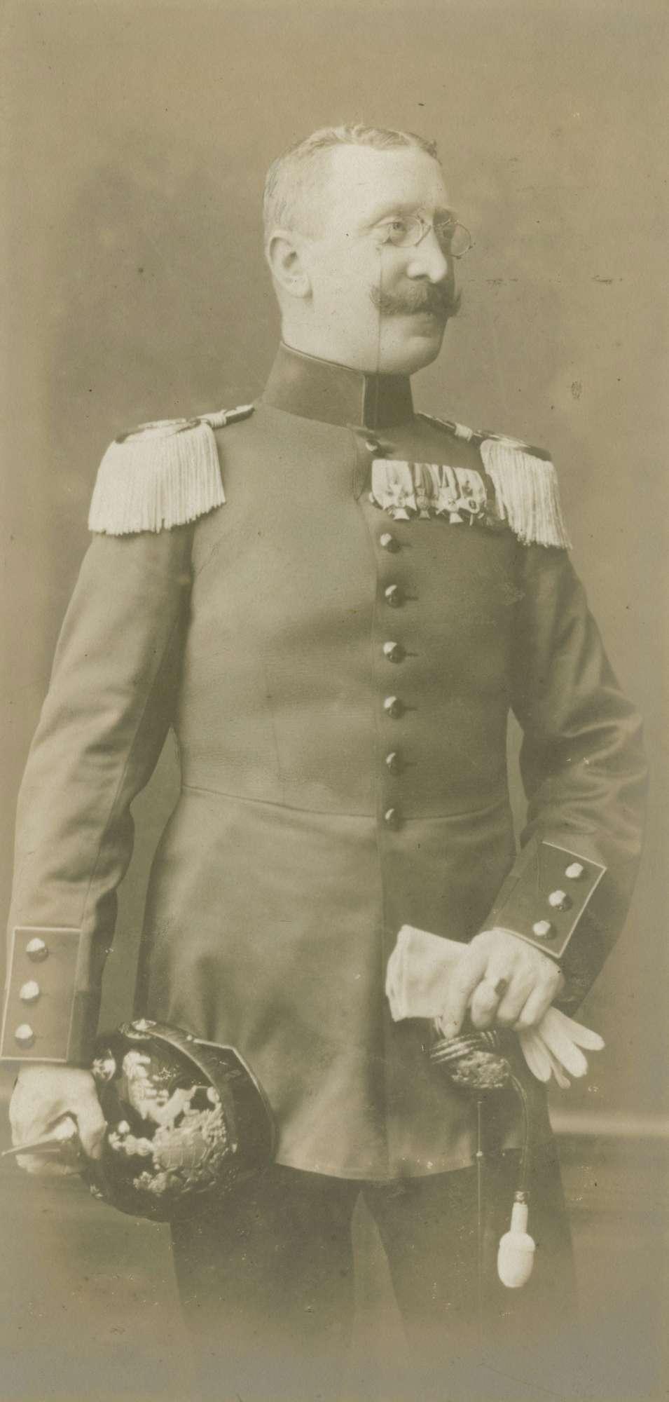 Ziegesar, Eberhard von, Freiherr, Bild 2