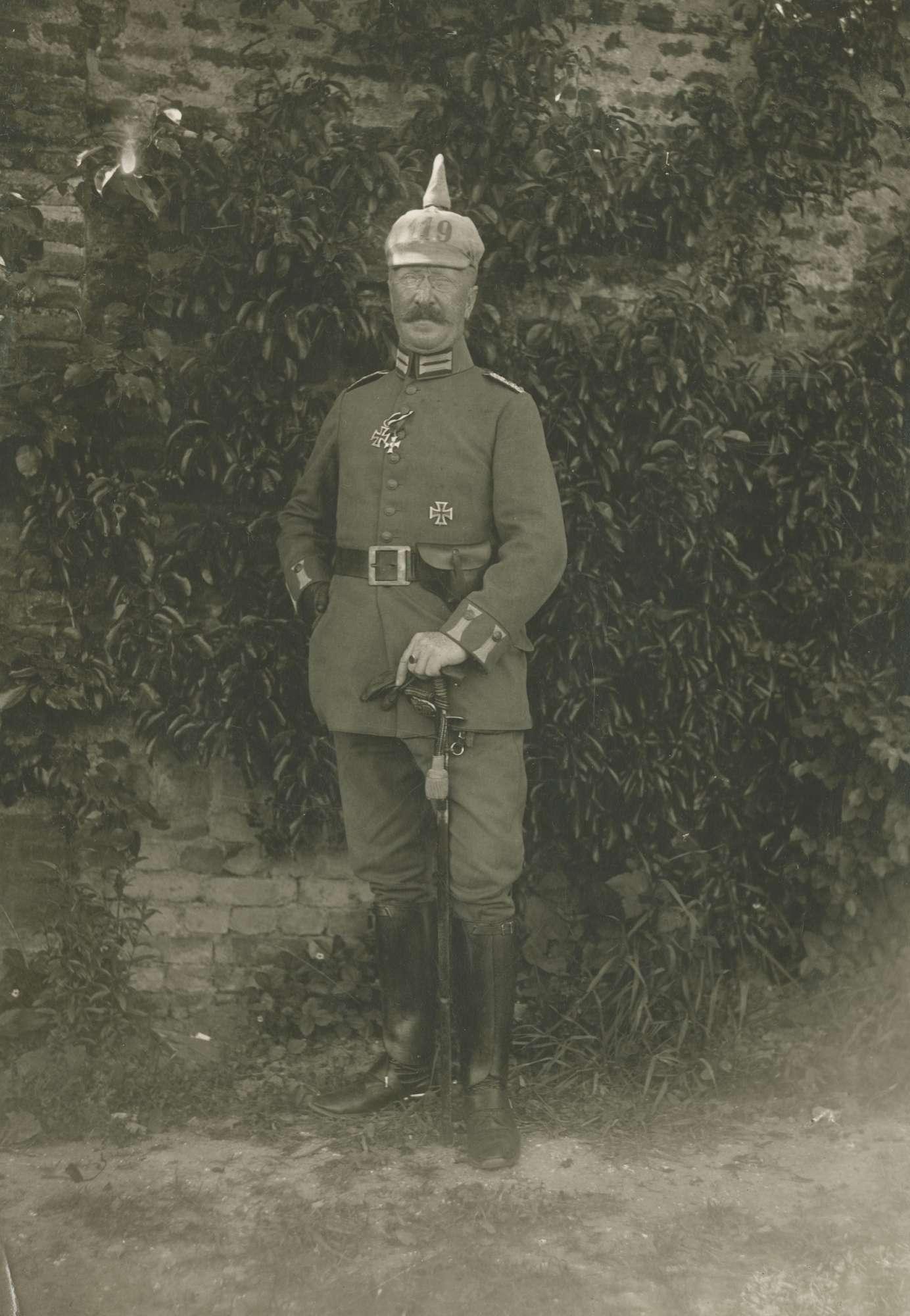 Ziegesar, Eberhard von, Freiherr, Bild 3