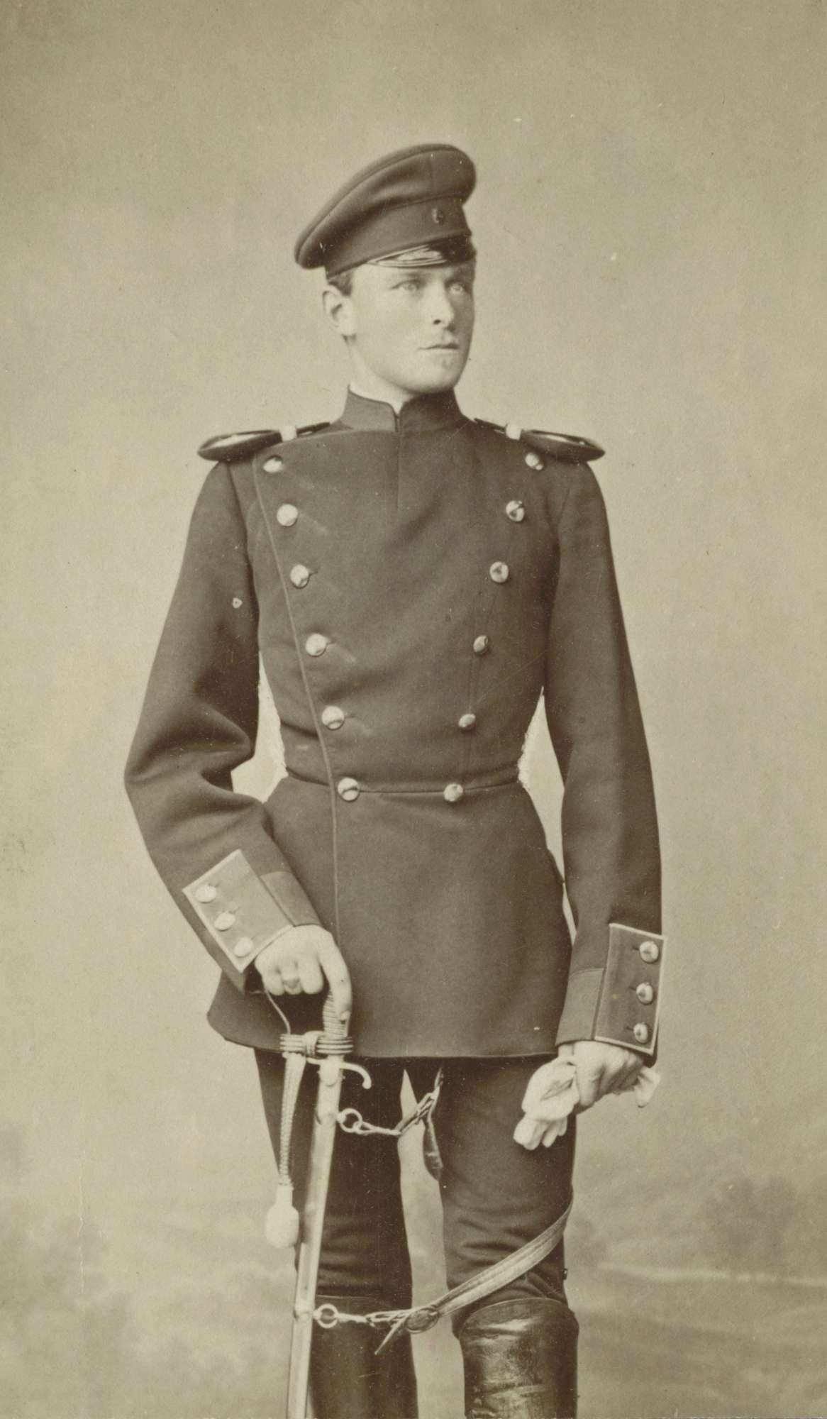 Watter, Ernst Theodor von, Freiherr, Bild 1