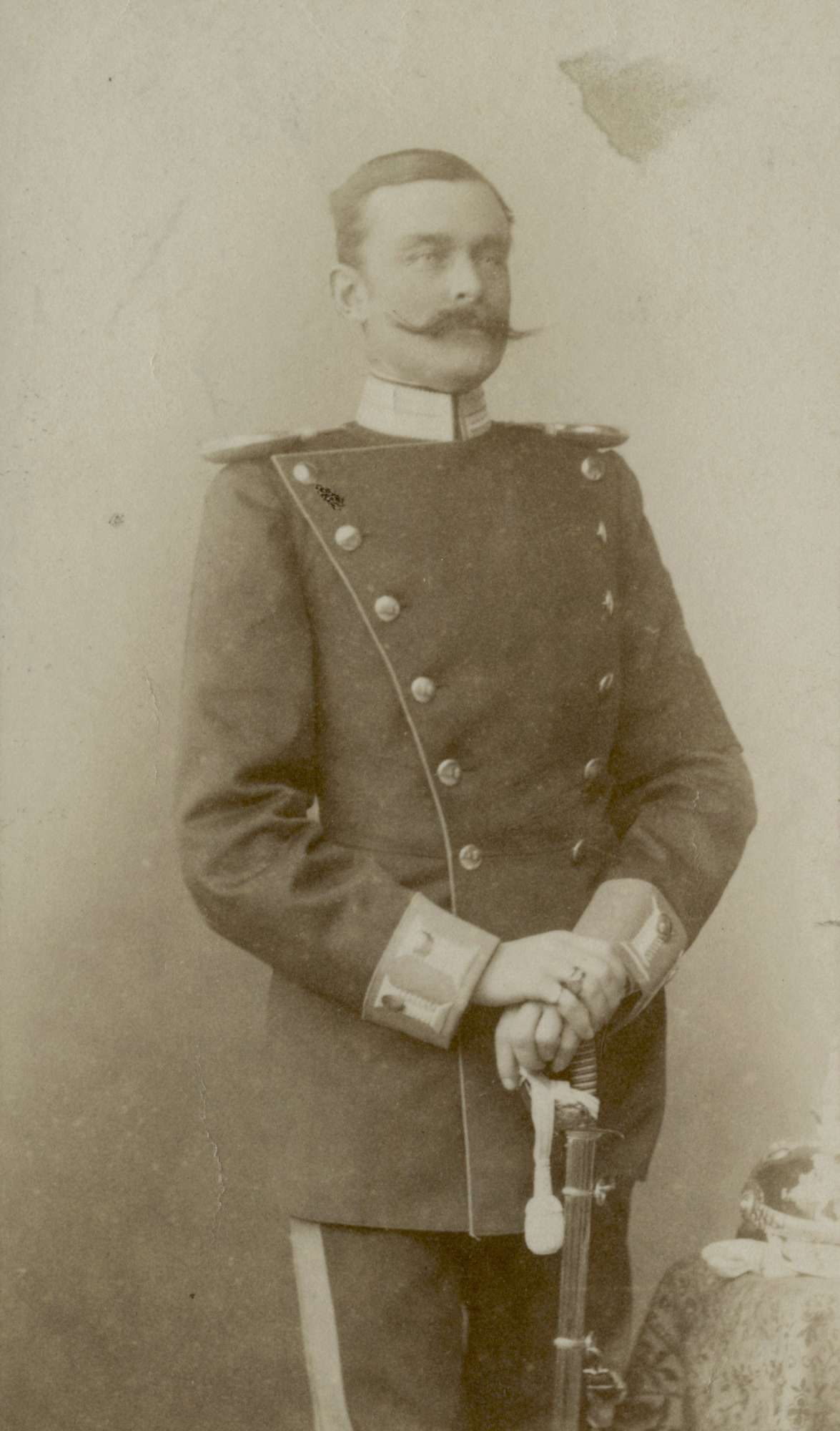 Watter, Ernst Theodor von, Freiherr, Bild 3