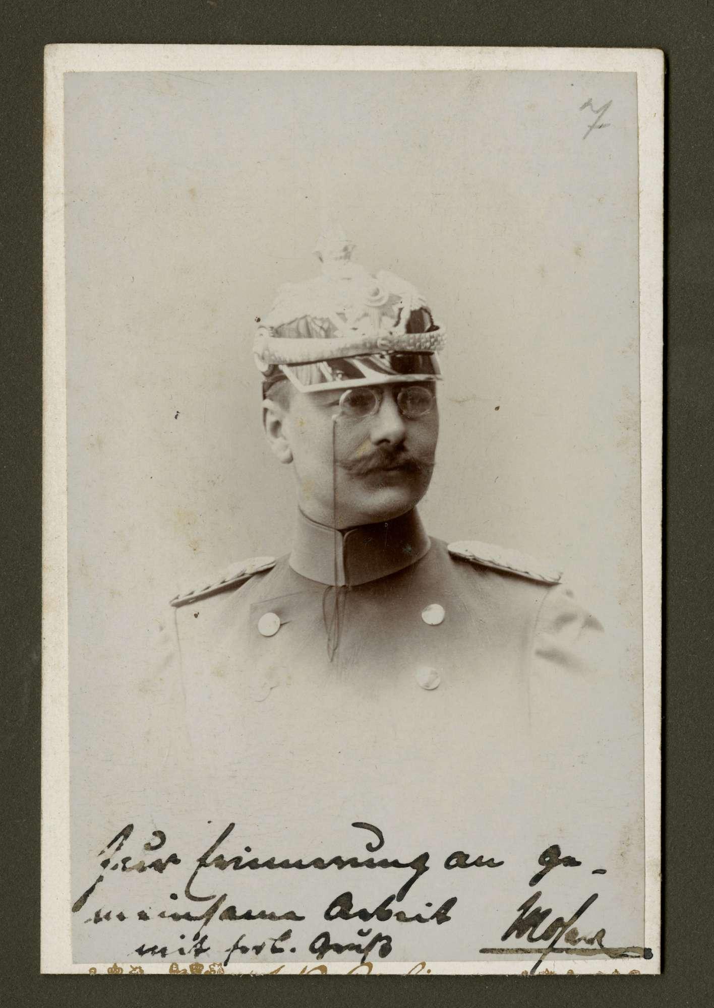 Moser, Otto von, Bild 3