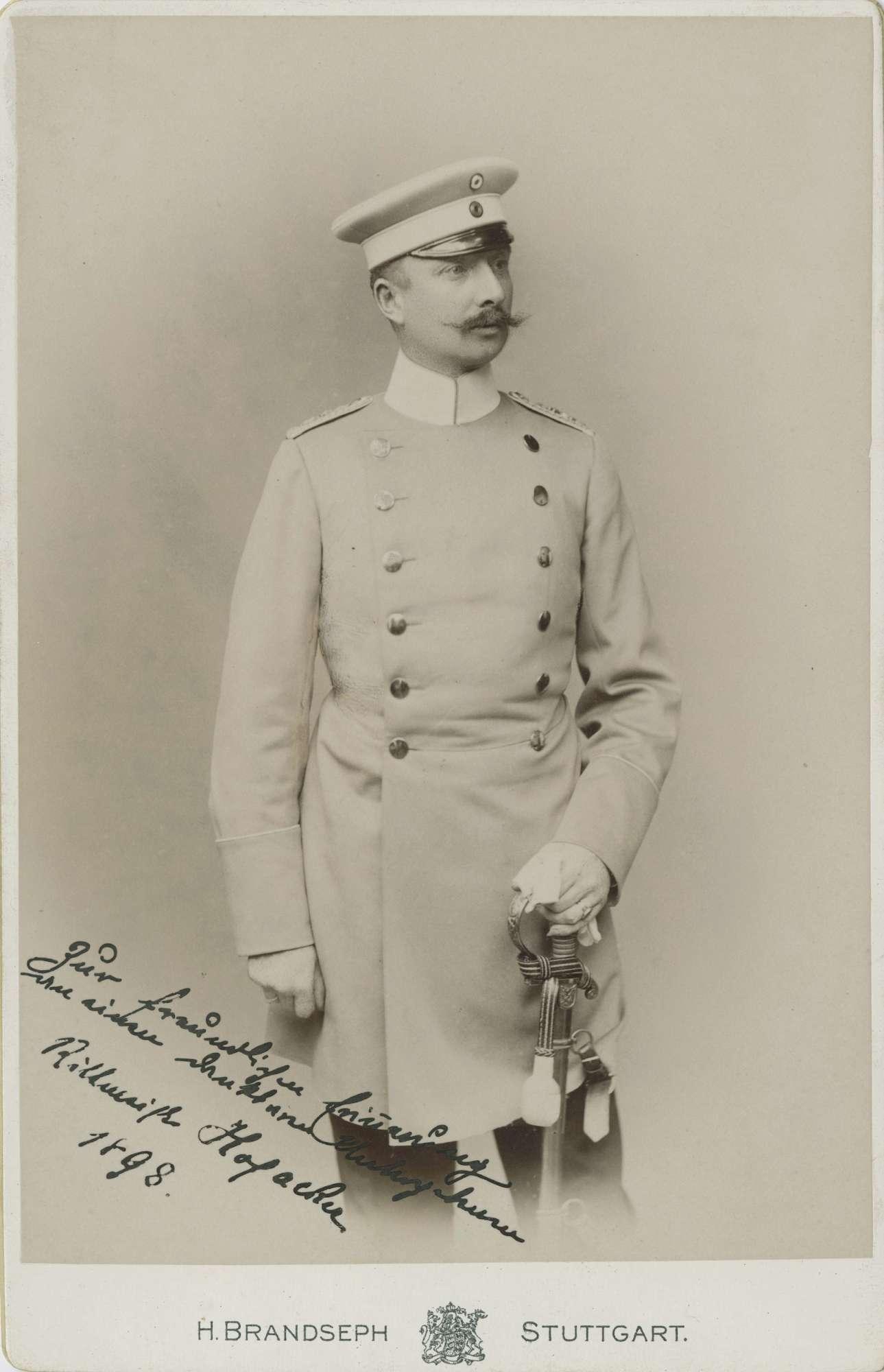 Hofacker, Eberhard von, Bild 2