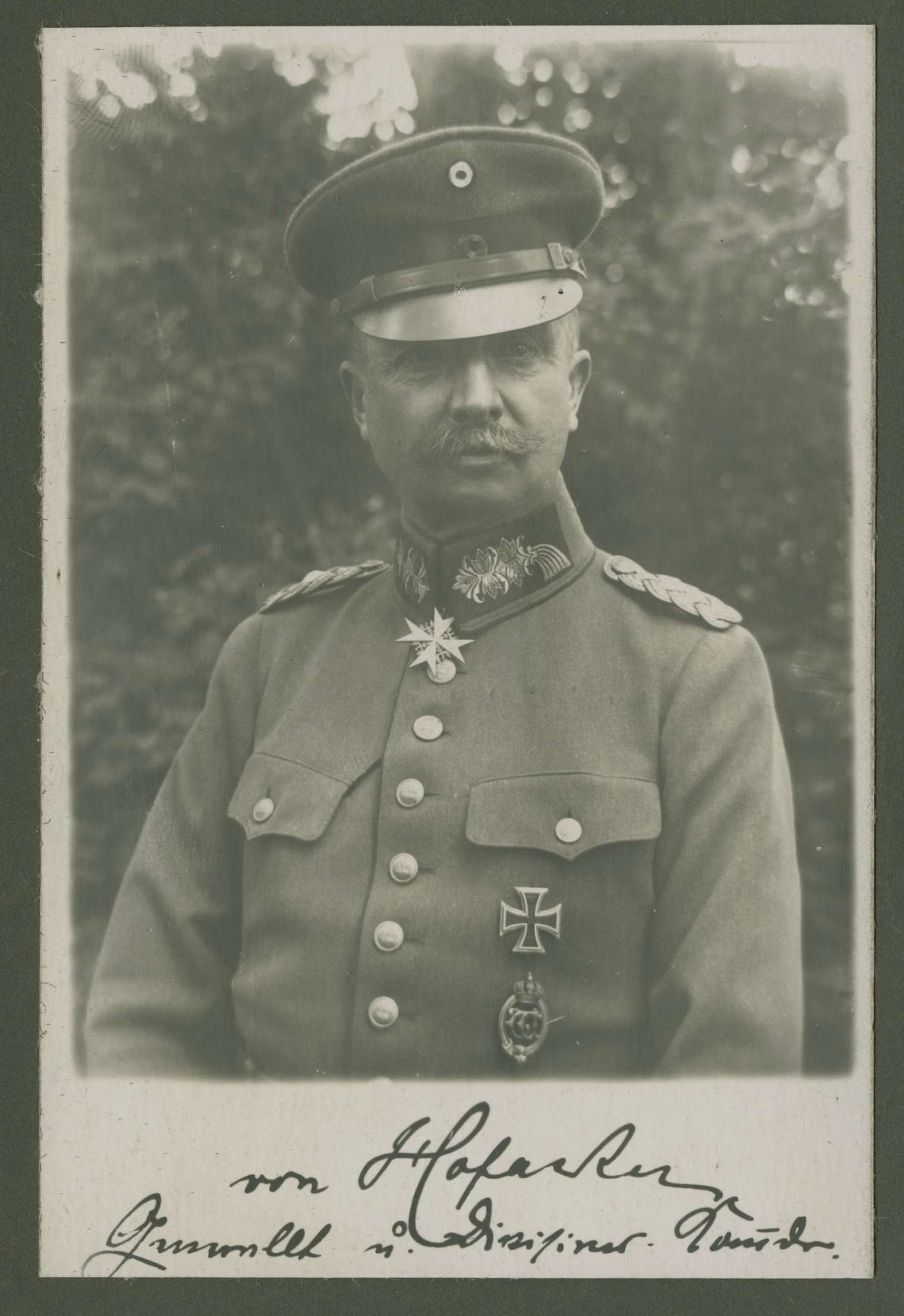 Hofacker, Eberhard von, Bild 3