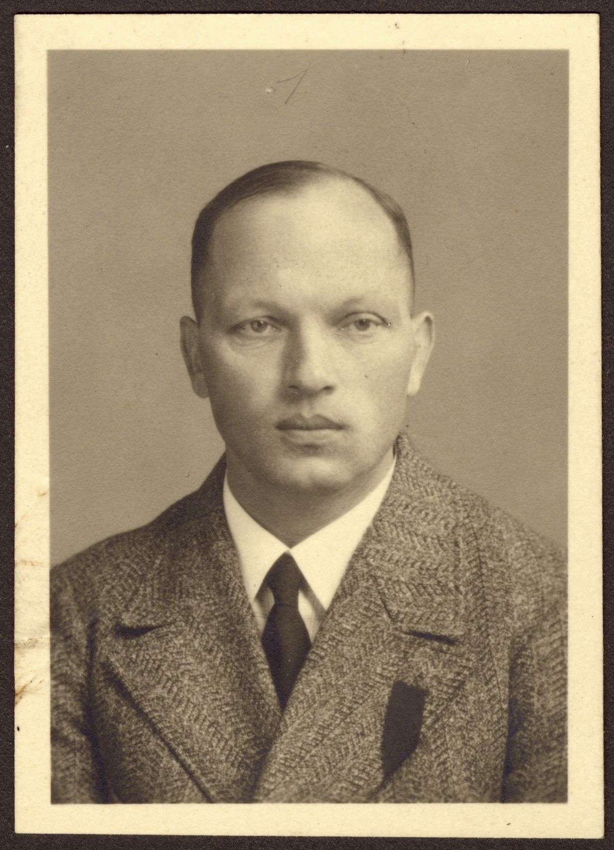 Abbrecht, Friedrich Eugen, Bild 1