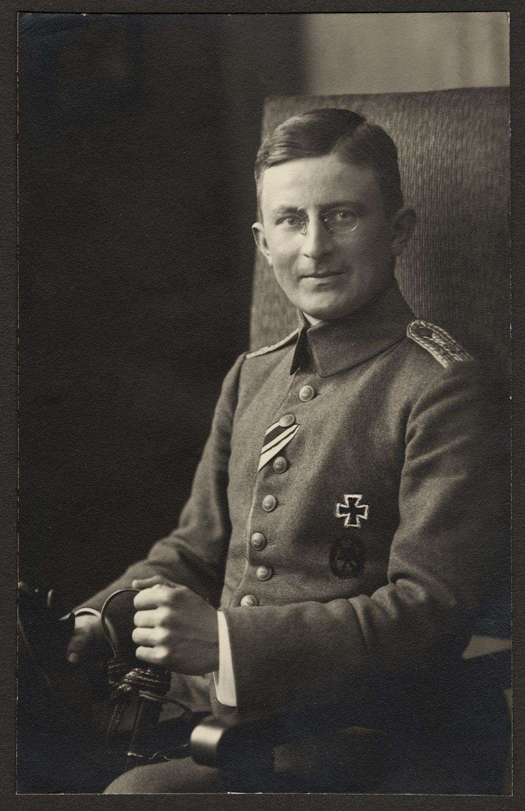 Baumann, Otto, Bild 1