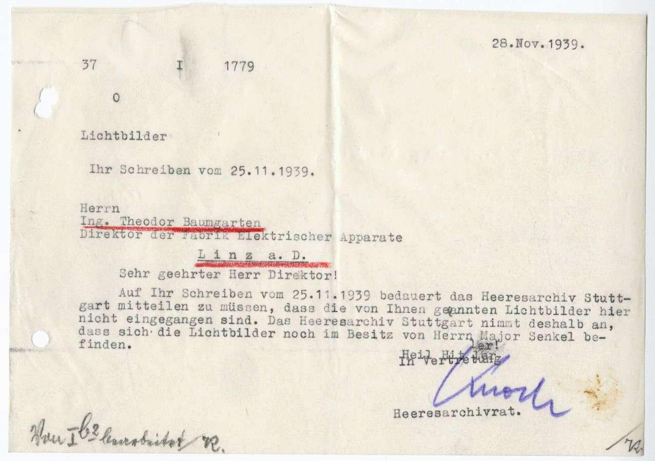 Baumgarten, Theodor, Dr., Bild 3