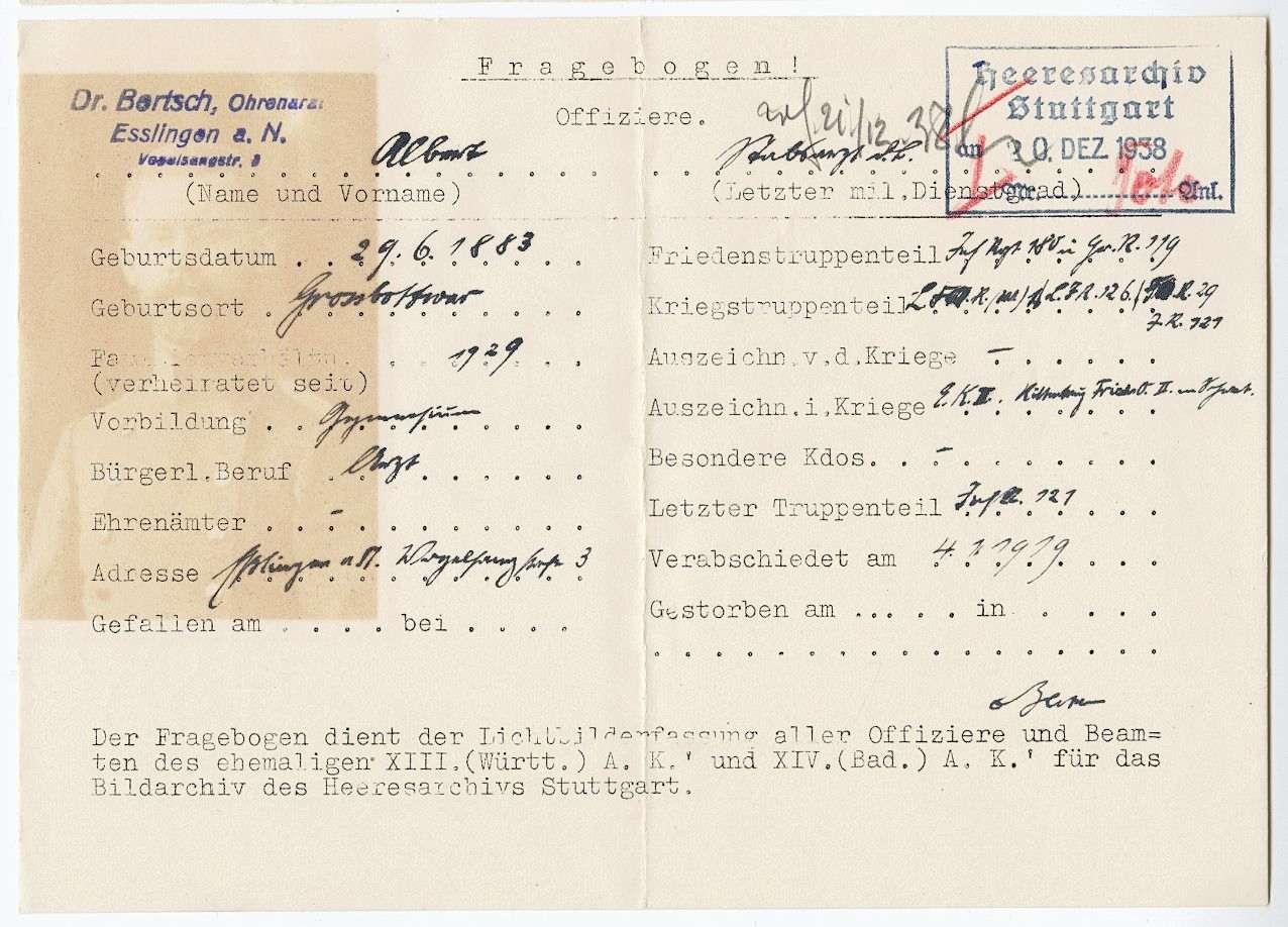 Bertsch, Albert, Dr., Bild 2