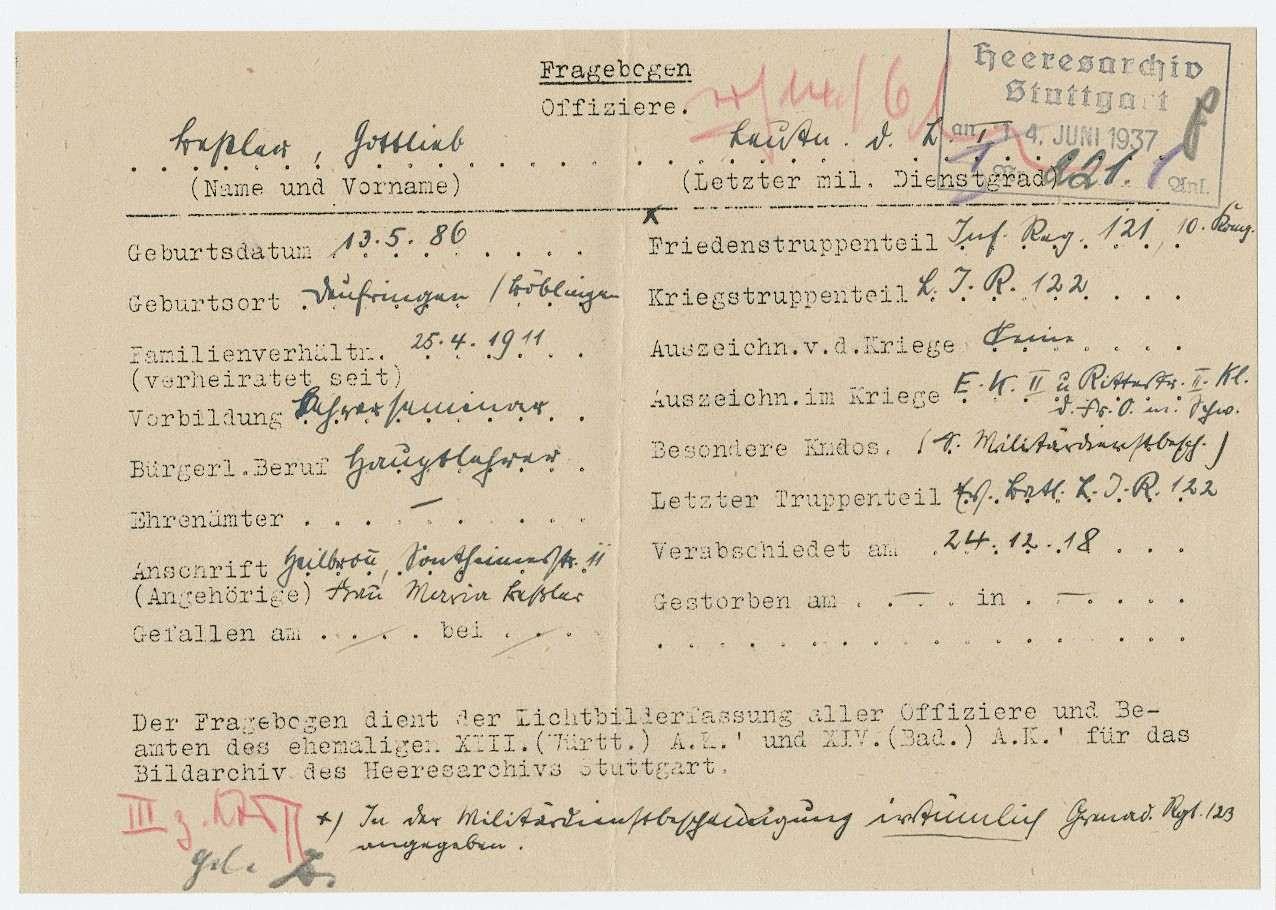 Bessler, Gottlieb, Bild 2