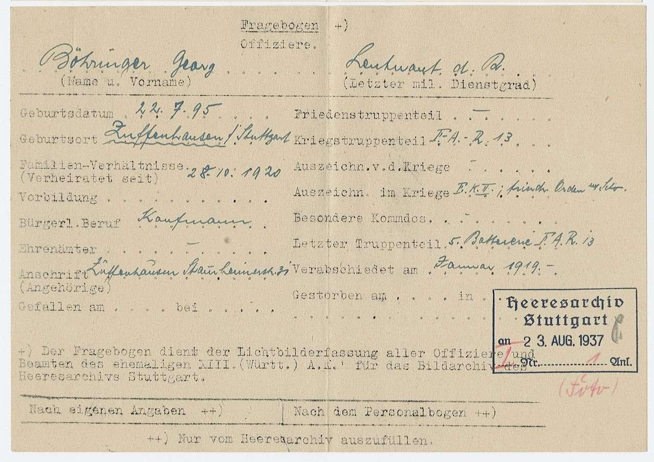 Böhringer, Georg, Bild 2
