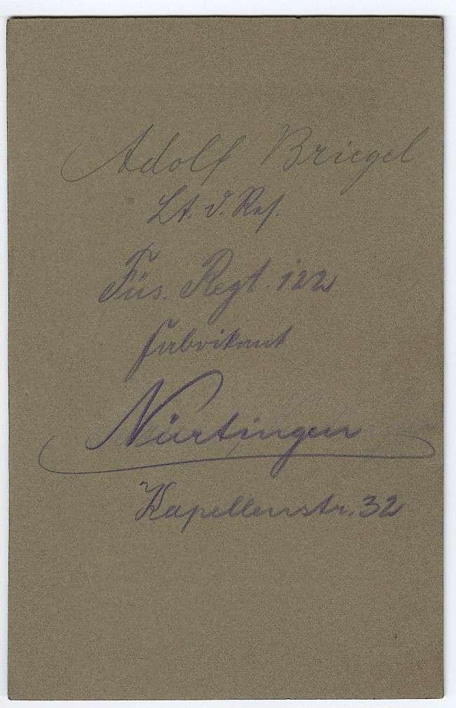Briegel, Adolf, Bild 3