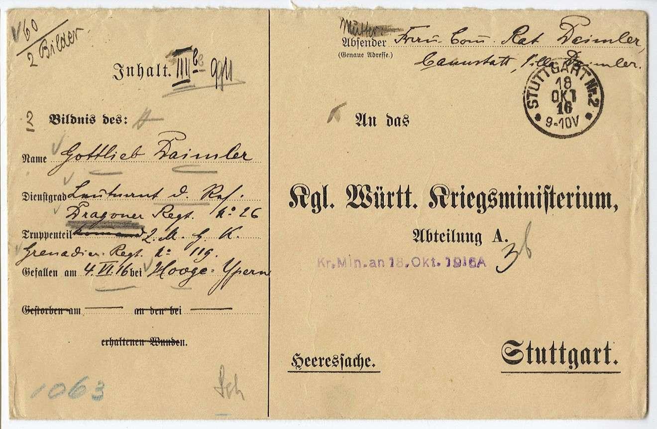 Daimler, Gottlieb, Bild 3