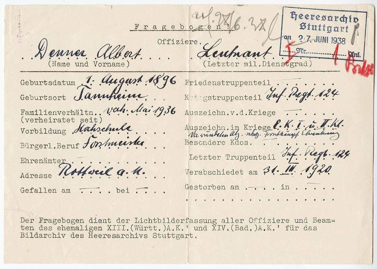 Denner, Albert, Bild 2