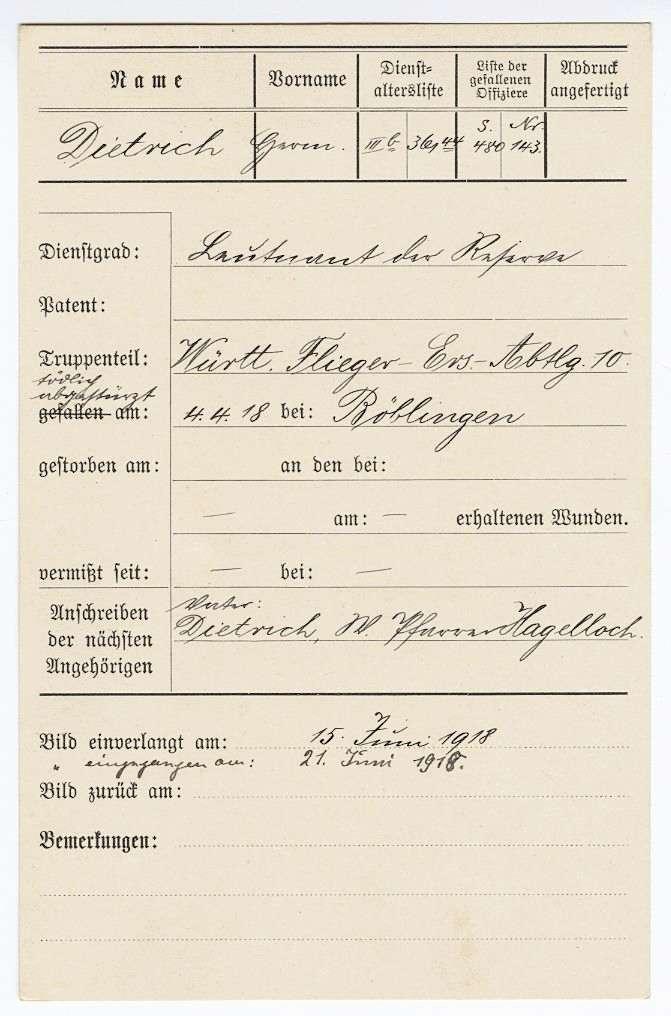 Dietrich, Hermann, Bild 3