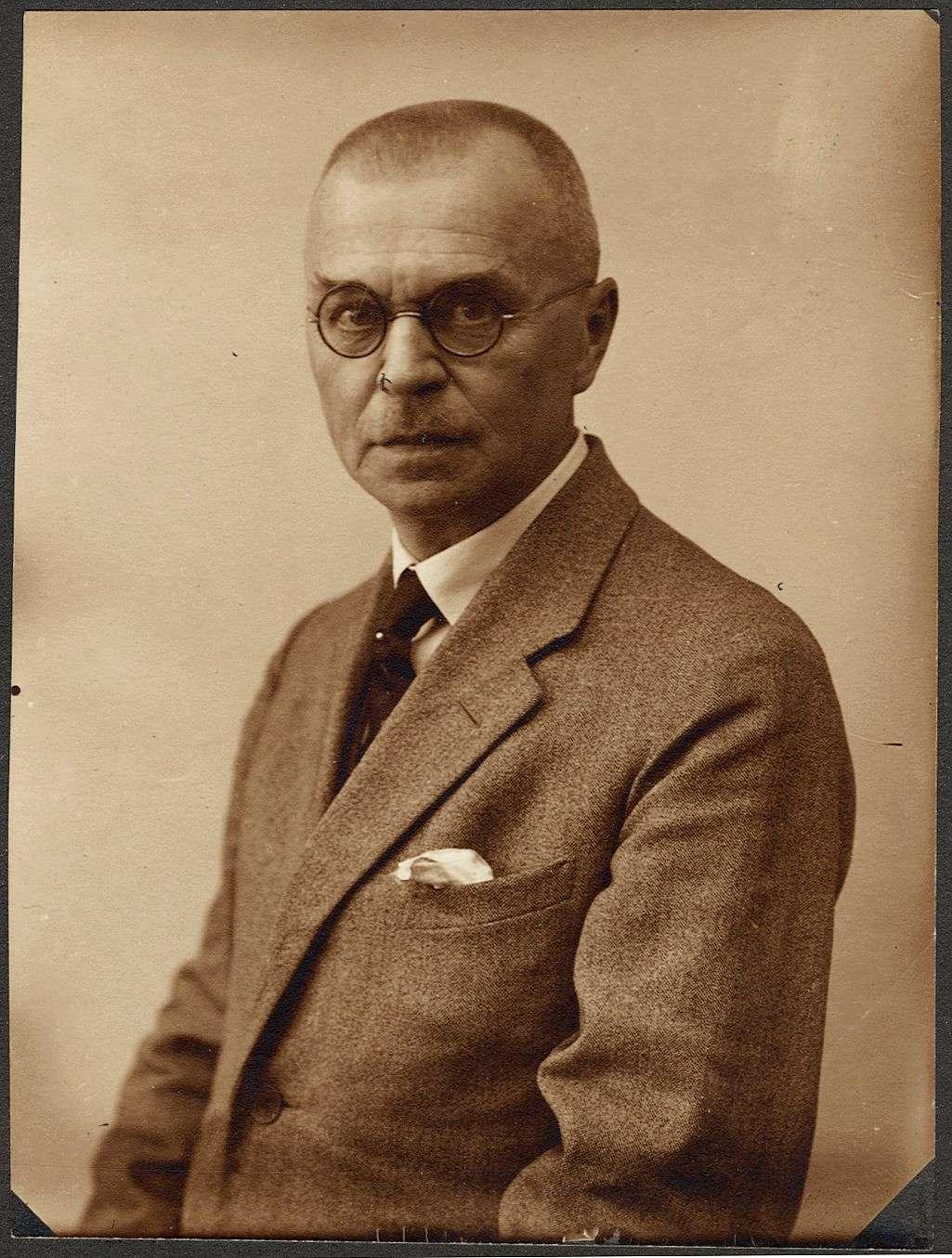 Donndorf, Karl, Prof., Bild 1