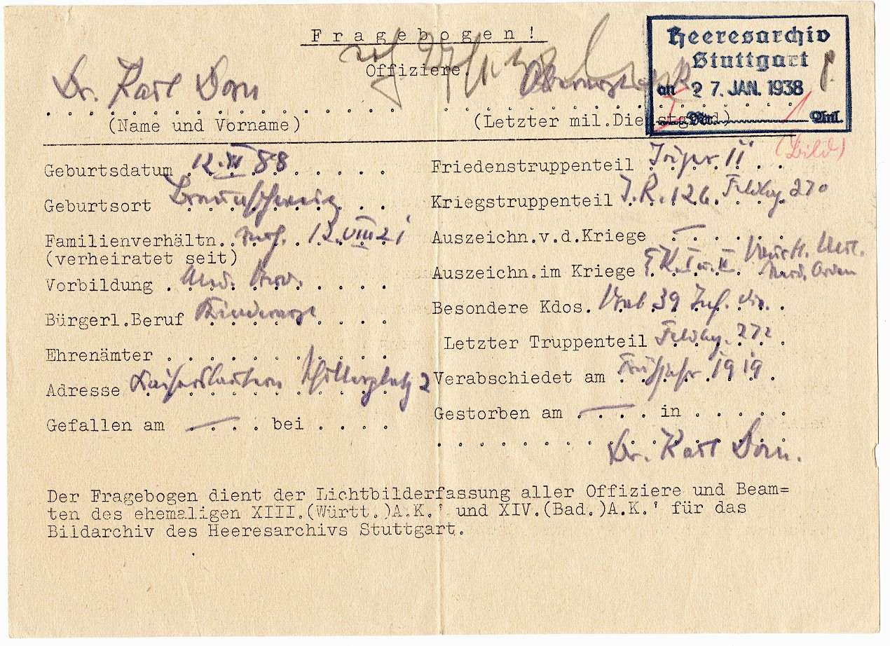 Dorn, Karl, Dr., Bild 3