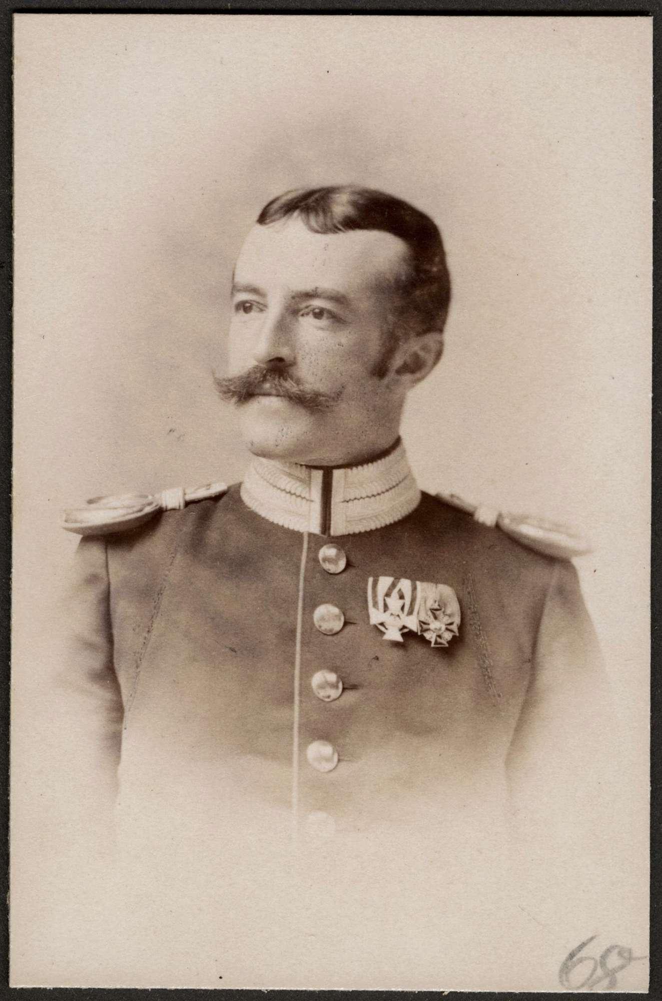 Dorner, Eugen von, Bild 1