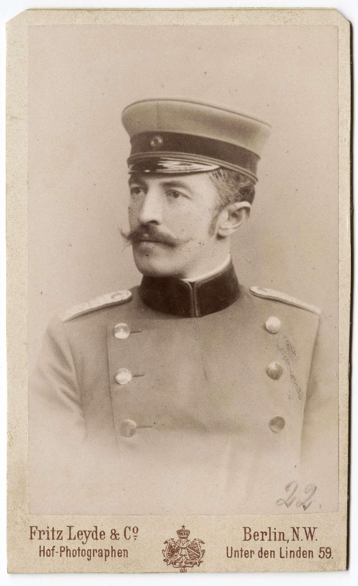 Dorner, Eugen von, Bild 3