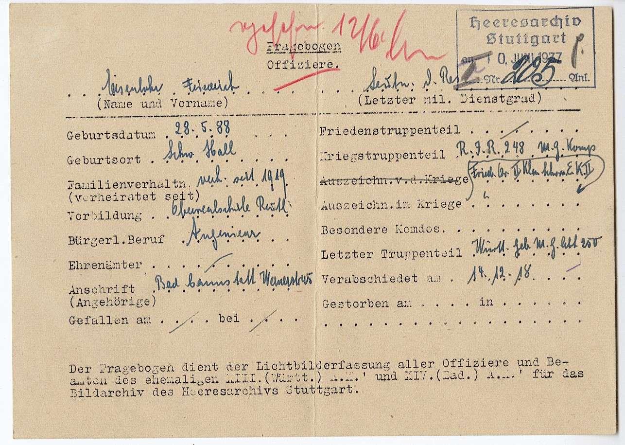 Eisenlohr, Friedrich, Bild 2