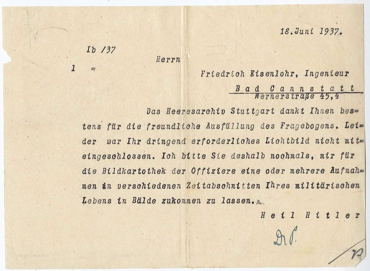 Eisenlohr, Friedrich, Bild 3