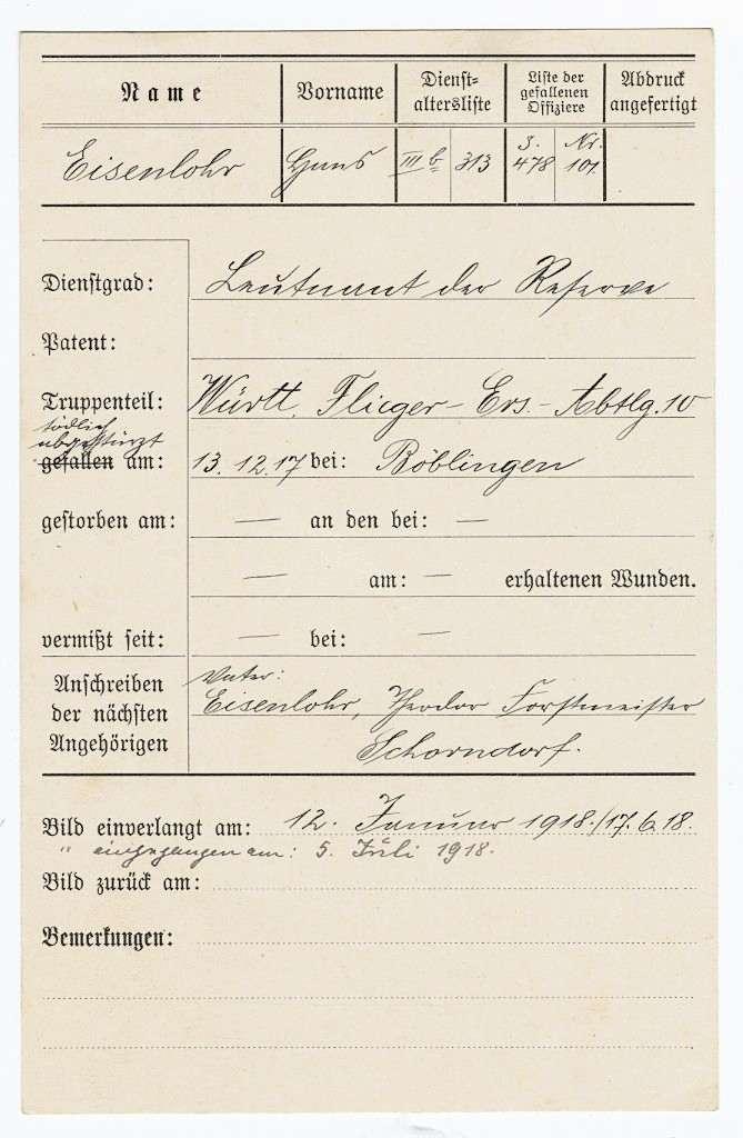 Eisenlohr, Hans, Bild 2