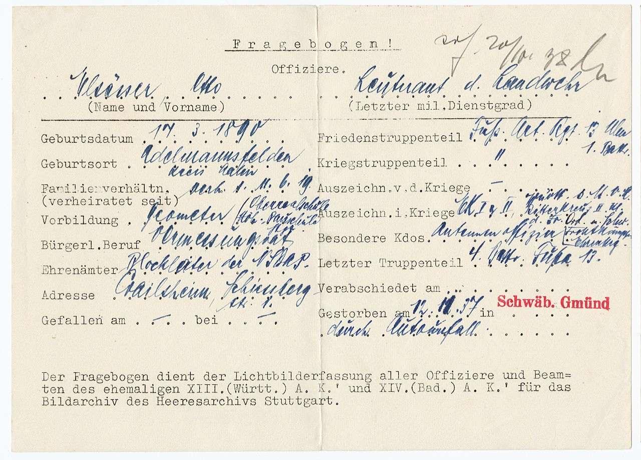 Elsässer, Otto, Bild 2