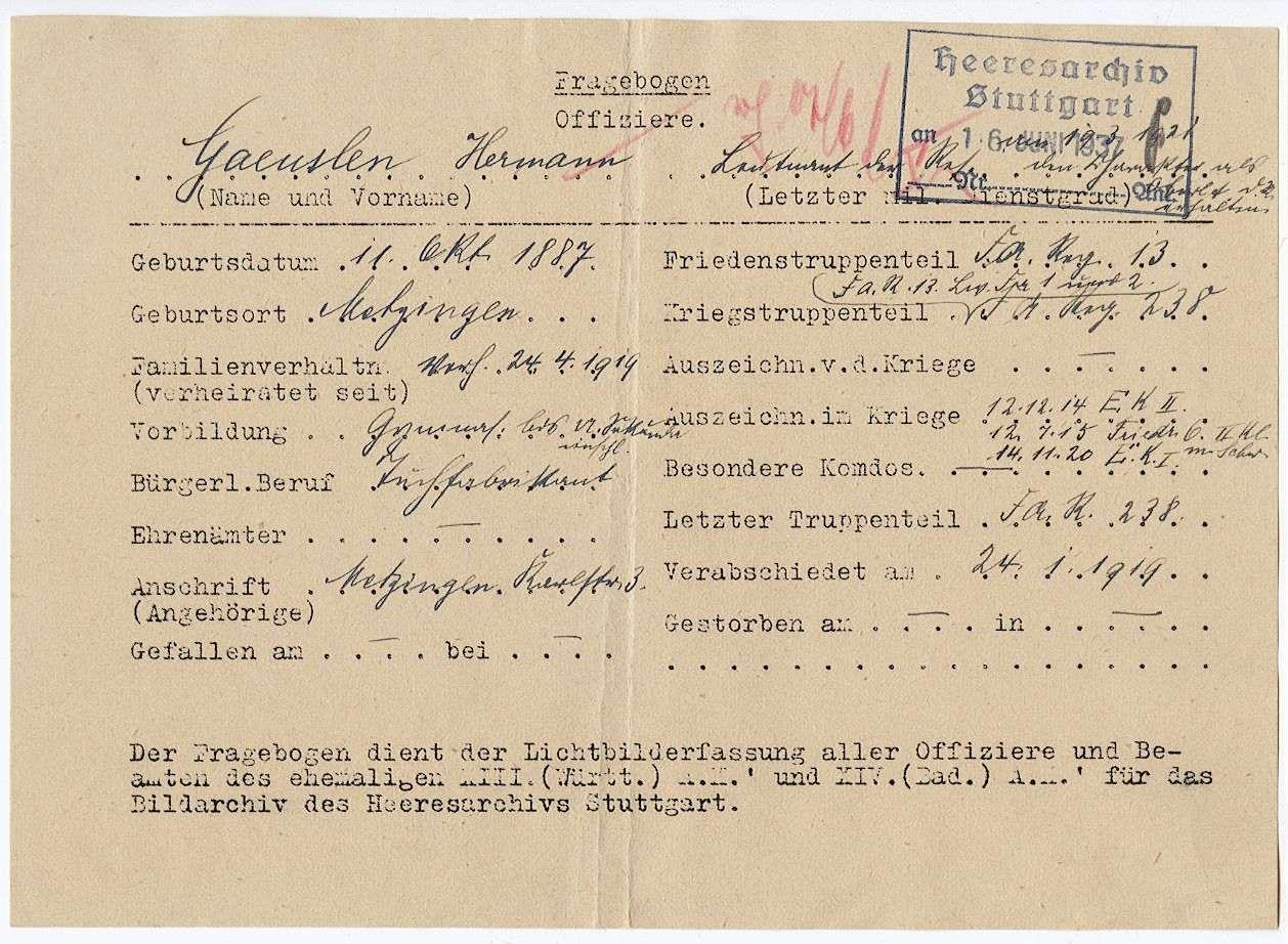 Gänslen, Hermann, Bild 3