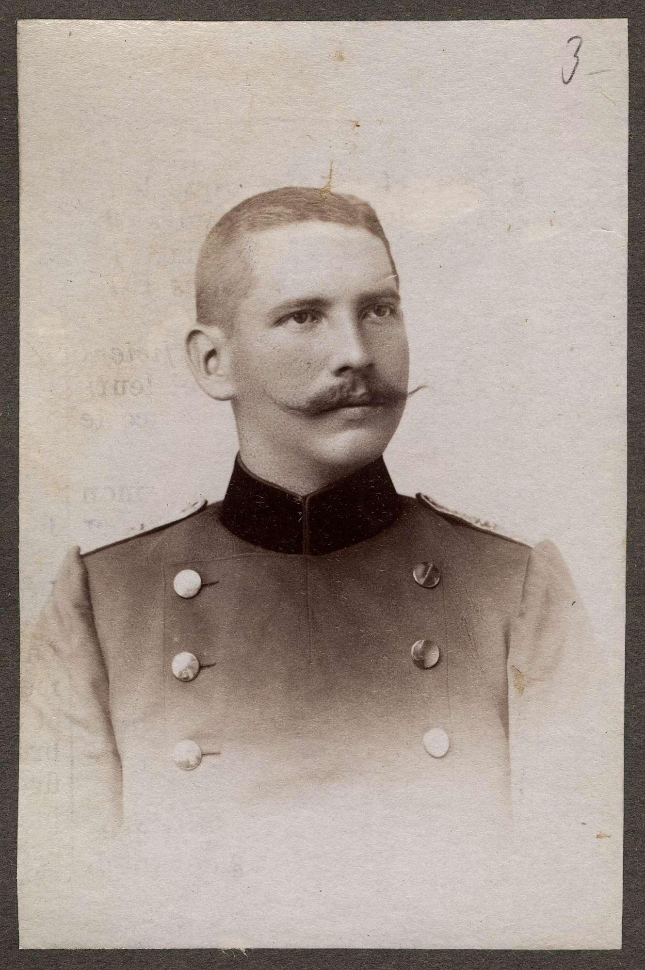 Ganzhorn, Wilhelm, Dr., Bild 1