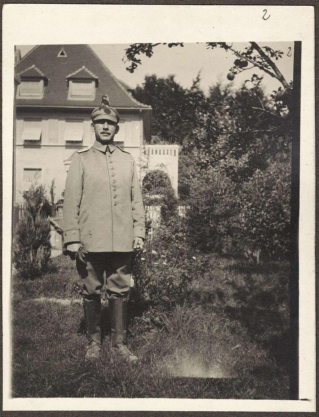 Ganzhorn, Wilhelm, Dr., Bild 2