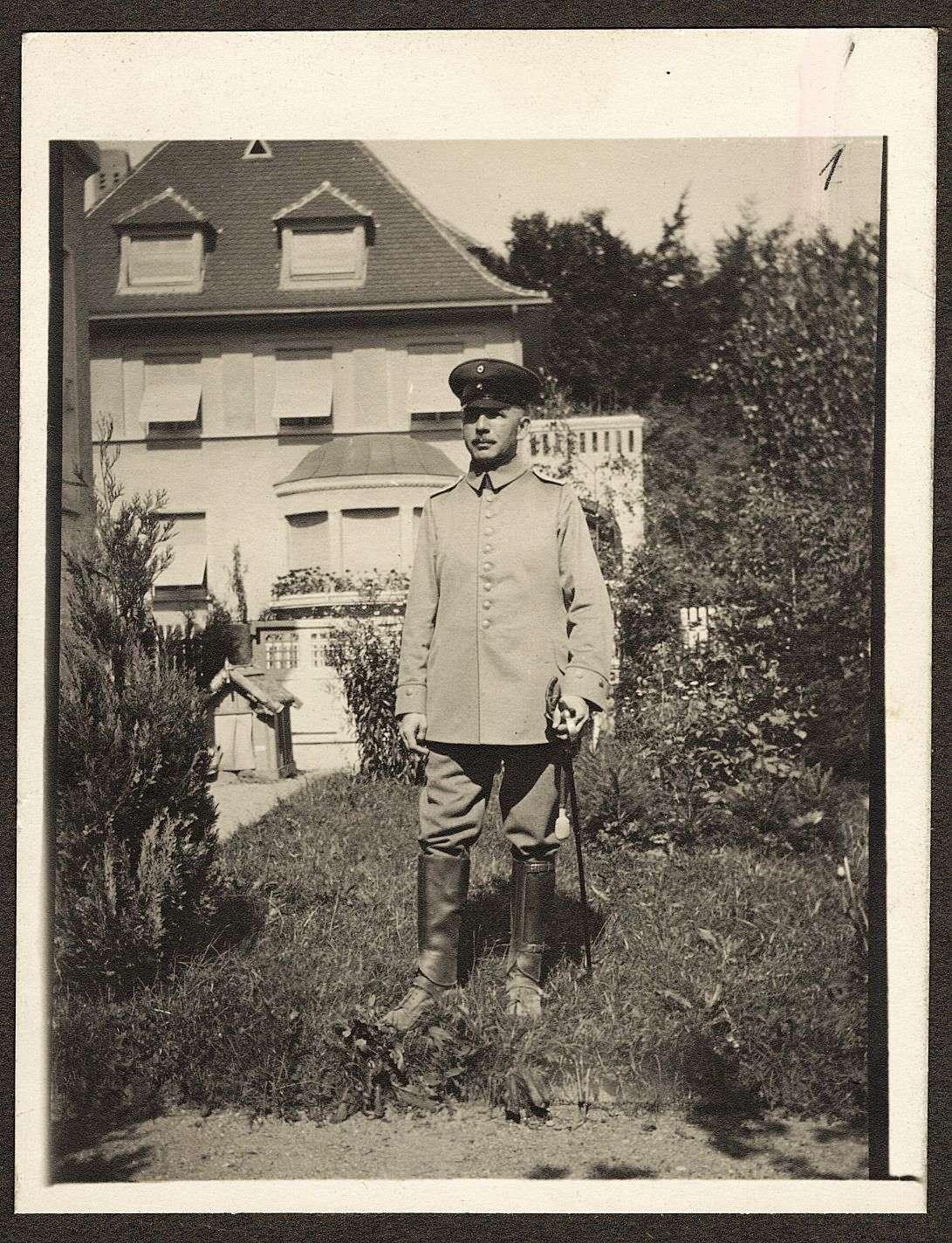 Ganzhorn, Wilhelm, Dr., Bild 3