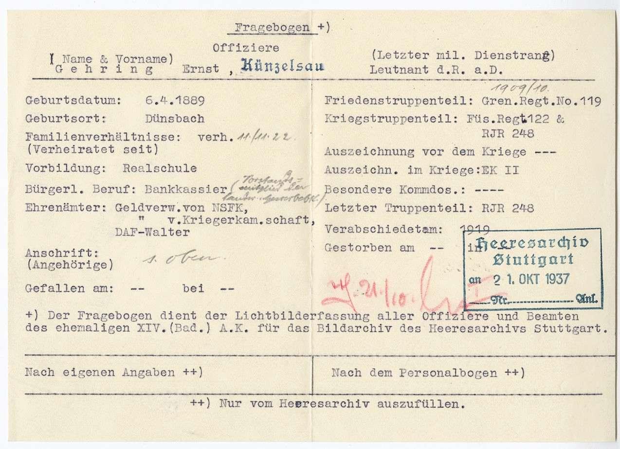 Gehring, Ernst, Bild 2