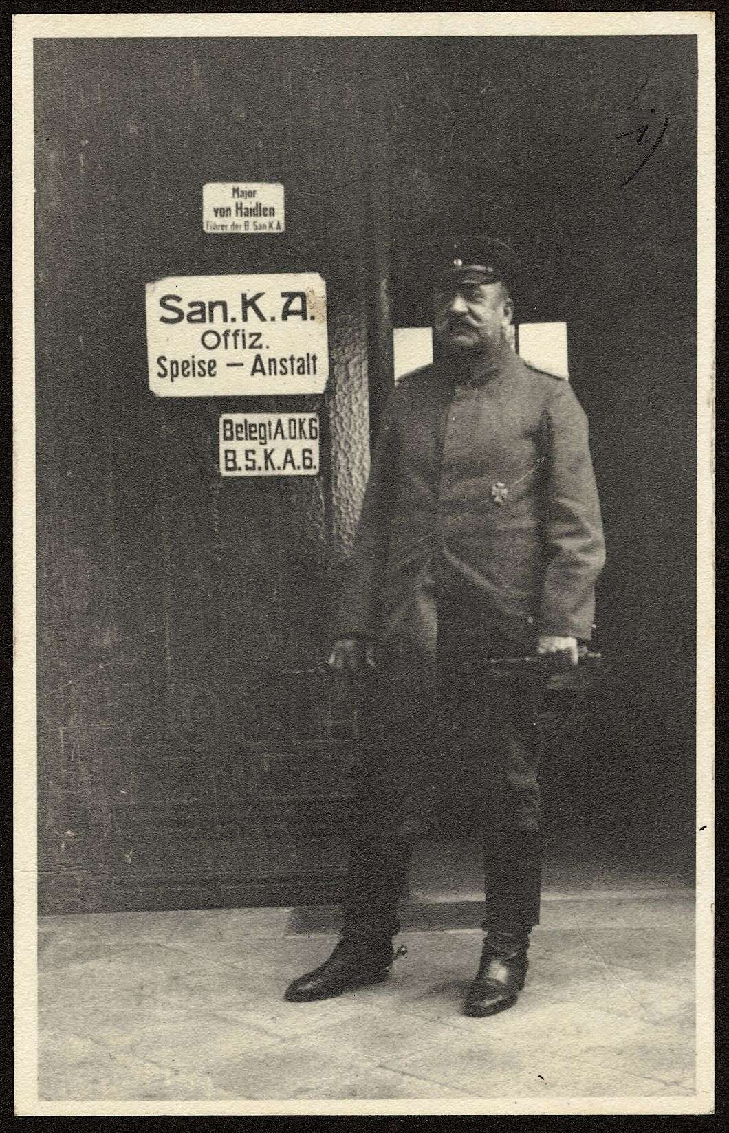 Haidlen, Oskar von, Dr.jur., Bild 1
