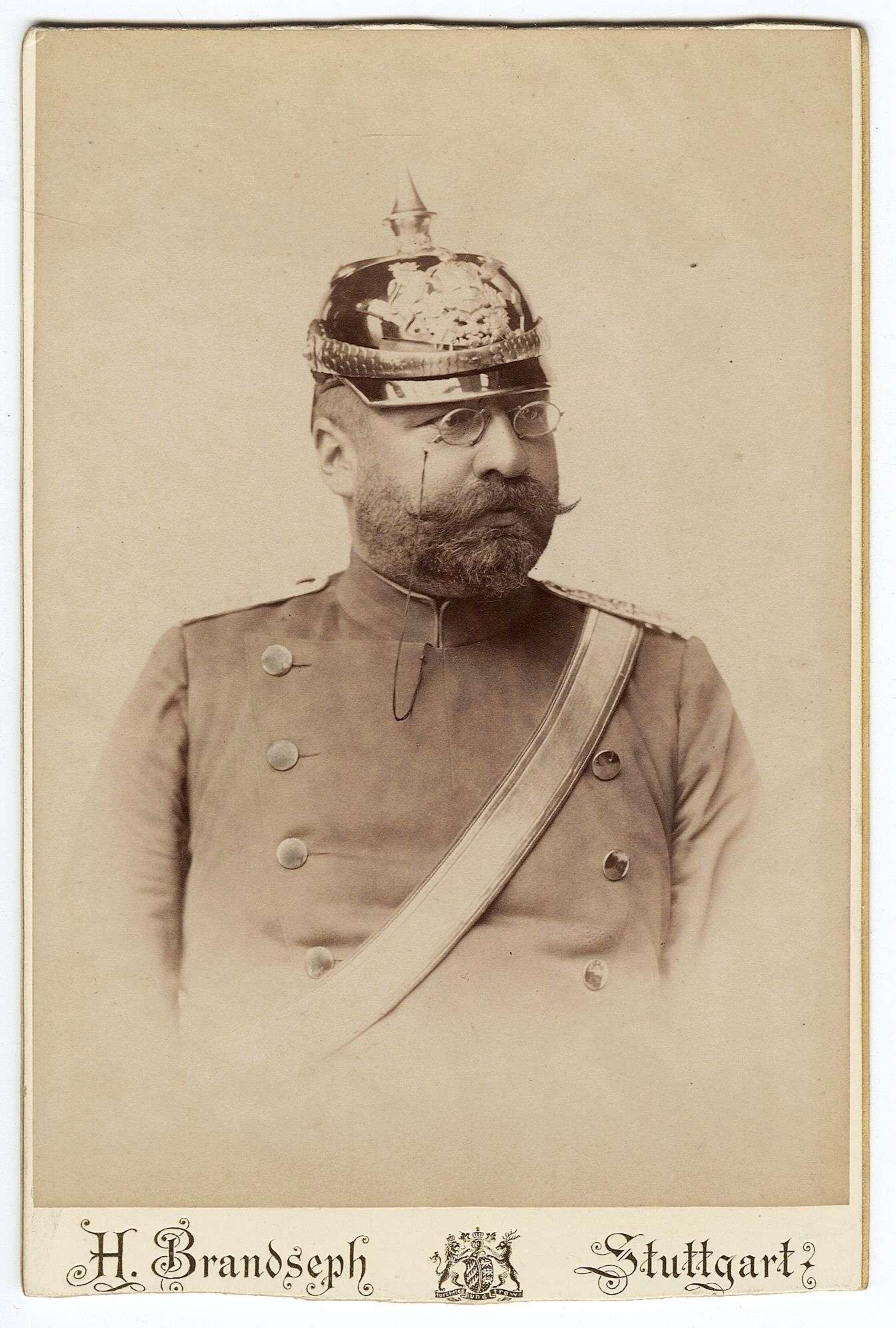 Haidlen, Oskar von, Dr.jur., Bild 2